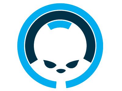 Data Cats logo animal cat data corporate identity mark