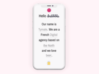Dribbble   nowa android 4x