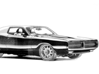 Charger illustration
