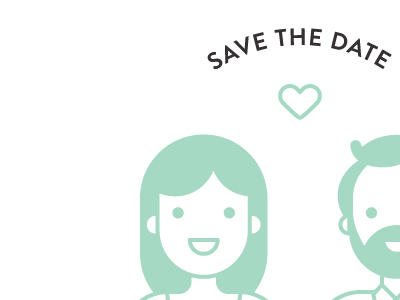 Save the Date Sneak Peek