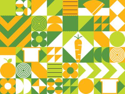 Compost Quilt Pattern