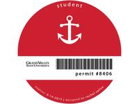 GVSU Parking Permit Concept