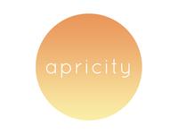 Throwback: Apricity Logo