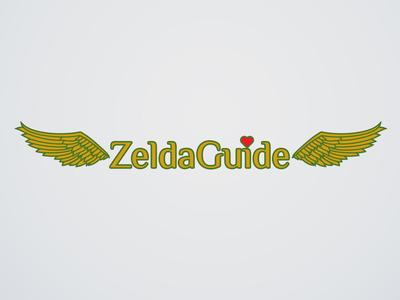 LogoCore Challenge Day 2: ZeldaGuide