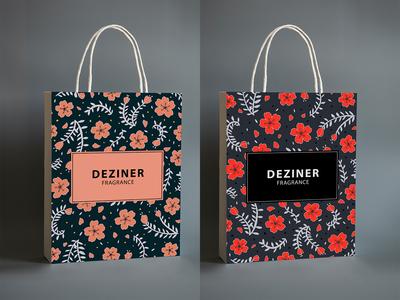 Sakura Blossom Bag Design