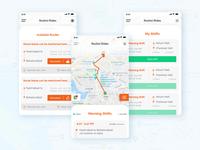 Roshni Rides Driver App