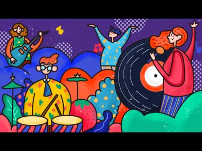 music carnival