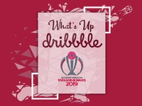 What's up dribbble!!!
