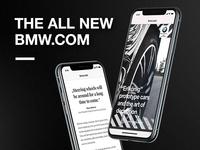 The new bmw.com