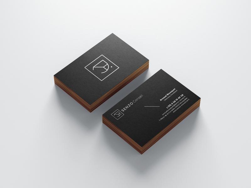 Business Card - Rebranding real estate branding insurance design architecture design minimalist design modern design logo branding consulting branding branding concept branding and identity