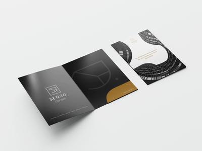 Folder - Rebranding real estate branding modern design minimalist design logo insurance design branding architecture design consulting branding branding concept branding and identity