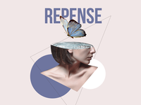 Colagem digital | Repense (Ohpyx!)