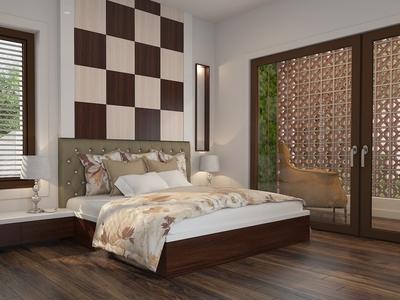 Bedroom 3D Interior