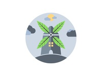 Windmill Green Energy Logo