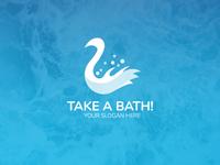 Take a Bath! logo