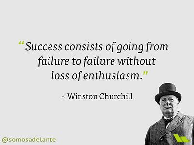 Churchill inspirational different branding apple winston quotes marketing