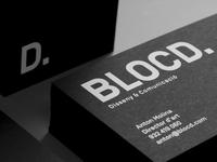 Blocd identity