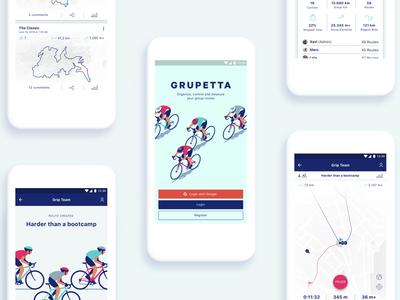 Grupetta App