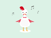 Day - 34 Rooster