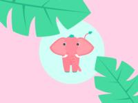 Day 53 Elephant