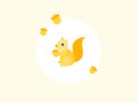Day 54 Squirrel