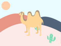 Day 57 Camel