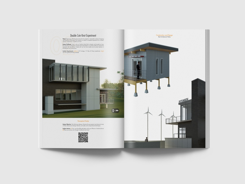 Portfolio Book architechture grid layout photograhy photo type minimal typography layoutdesign illustration grid construction design