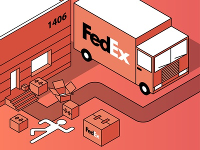 A Woman Sues FedEx Over Fall