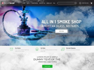 Smoke Homepage 01