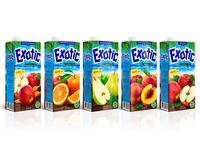 EXOTIC — juices