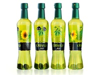OLIVIA MIX — SUNFLOWER AND OLIVE OIL
