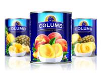 СOLUMB — PRESERVED FRUIT