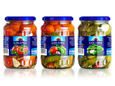 СOLUMB — PRESERVED VEGETABLES