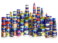 СOLUMB — PRESERVED FRUIT, MUSHROOMS AND VEGETABLES