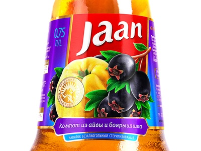 JAAN — FRUIT AND BERRY DRINKS
