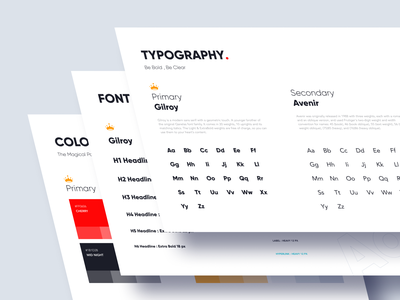 Atlas Design System [ Free Download ] typogaphy color brand identity brand design clean ui design system style guide branding design illustration icon branding typography minimal design