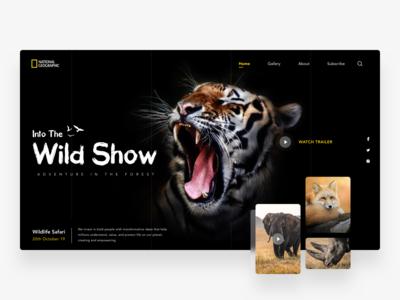 Wildlife Website