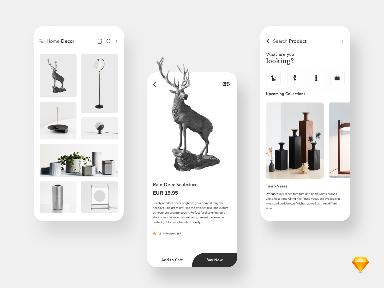 Home Decor By Neelesh Chaudhary For Nickelfox On Dribbble