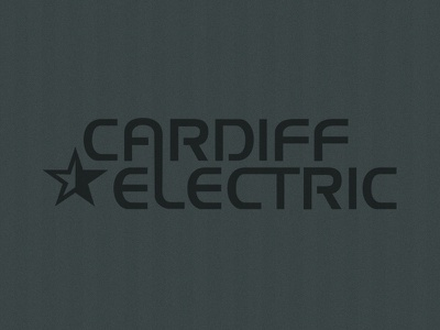 Cardiff Electric - Halt and Catch Fire vector logo halt and catch fire hcf cardiff electric psd download