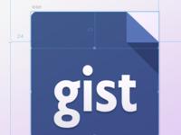 Github Flat Icons