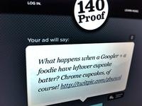 Ad Creator Redesign Process Shot