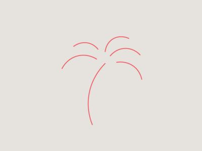 Tiki Hut Logo - No. 2 austin designer branding graphic art logo minimal branding design