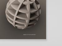 KCAI Product Design Announcement Mailer