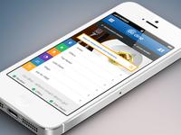 Godine - Mobile Homepage