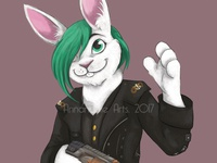 Furry Commission - Jack Frostpaws