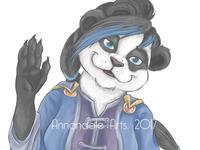 Furry - Meidori the Panda