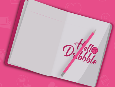 Hello Dribbble, I'm Dantnad [1 Invite]
