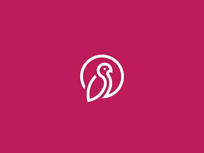 Personal logo — version 2 bird identity logo parrot personal rebrand