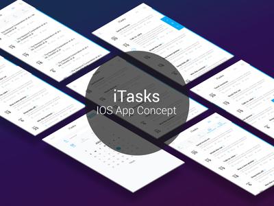 iTasks - IOS UI Kit