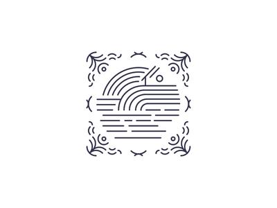 Island Logo Concept